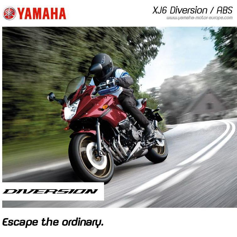 Yamaha XJ6S Diversion 2010